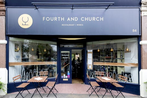 Fourth and Church