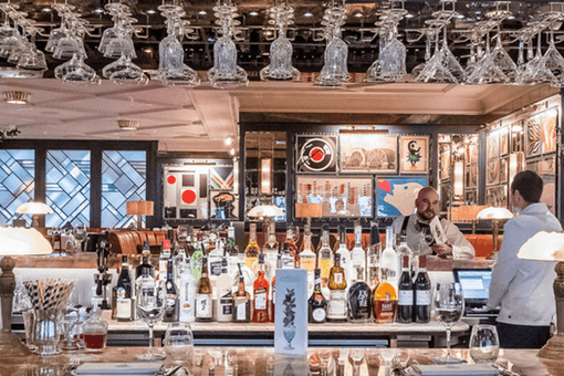 The Ivy Brasserie Spinningfields Manchester
