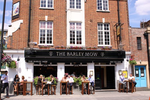 The Barley Mow Horseferry Road