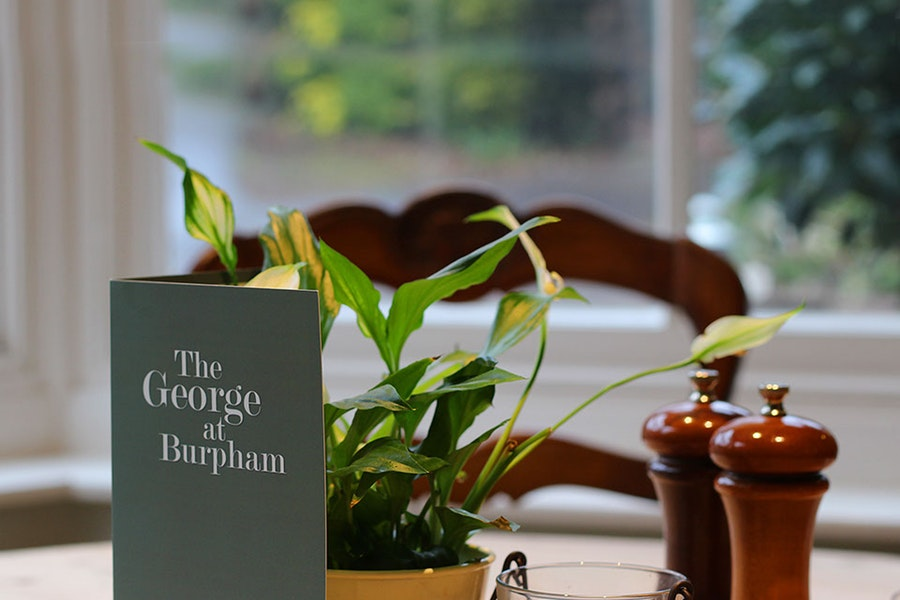 The George at Burpham