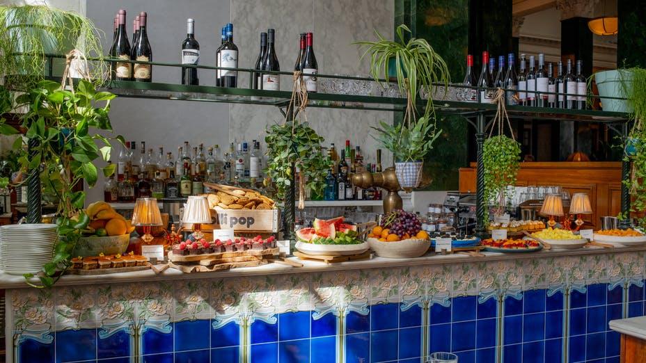 Malibu Kitchen at The Ned