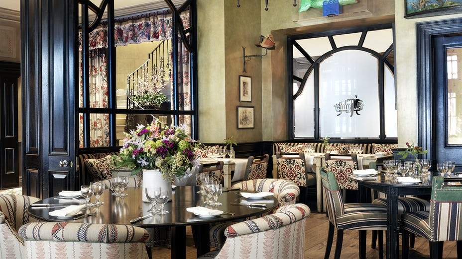 Brasserie Max at the Covent Garden Hotel
