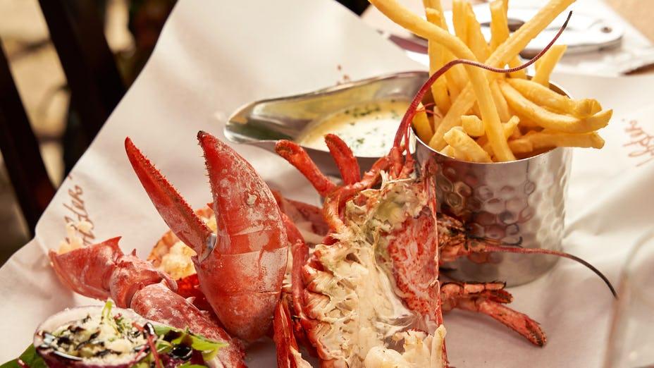 Burger and Lobster Threadneedle Street