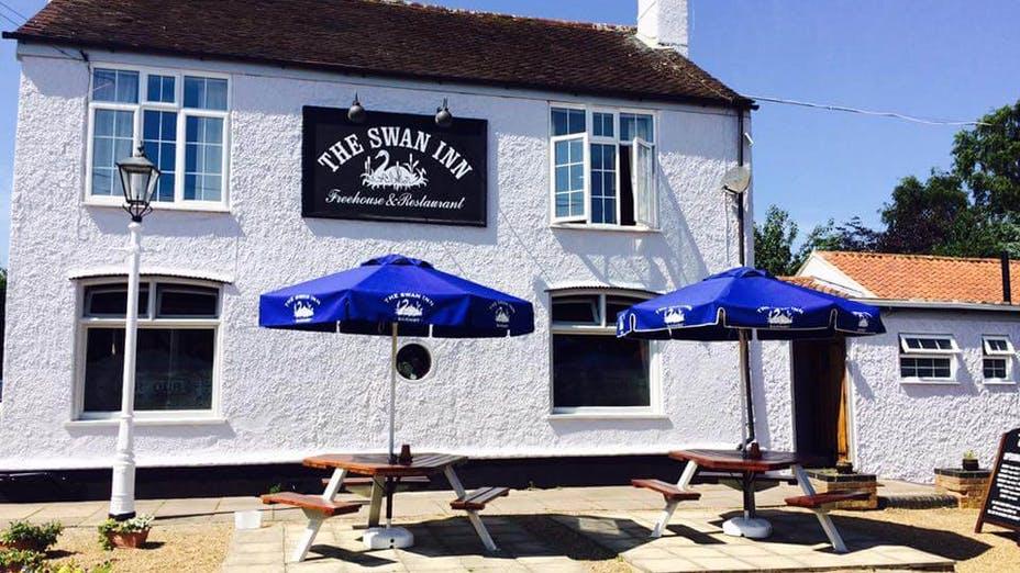 The Swan Inn - Beccles