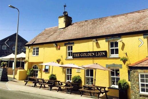 The Golden Lion Newport
