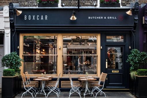Boxcar Butcher & Grill