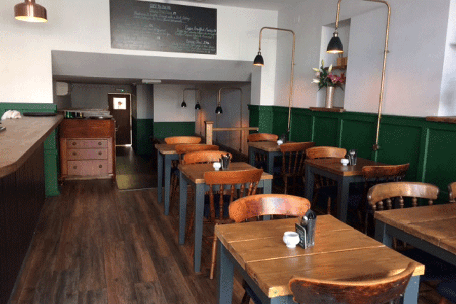 Brew, the Tea Pub