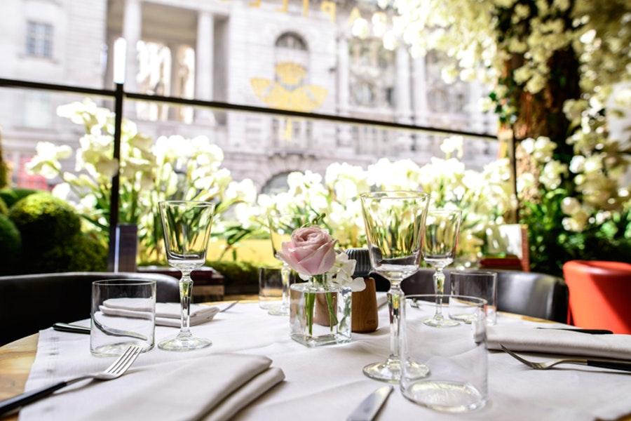 Papillon at Hotel Cafe Royal