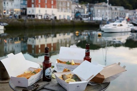 Stein's Fish & Chips - Padstow