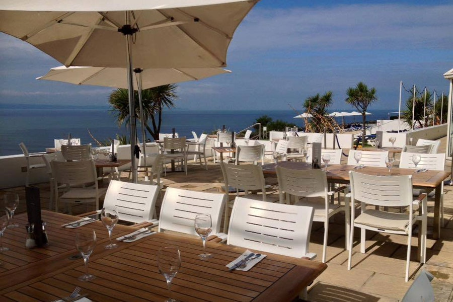 Beachside Grill at Saunton Sands Hotel