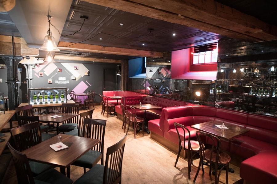 Kaleidoscope Whisky Bar