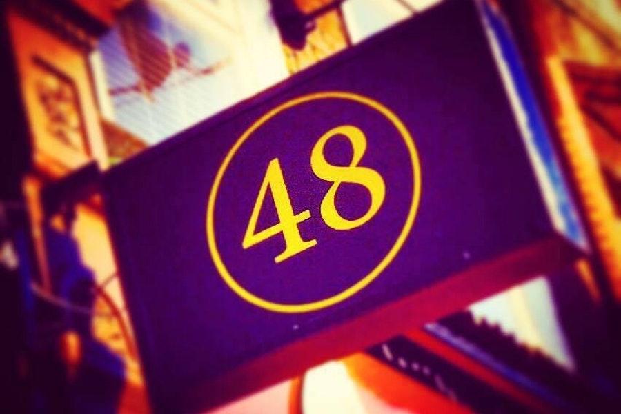 Bar Restaurant 48