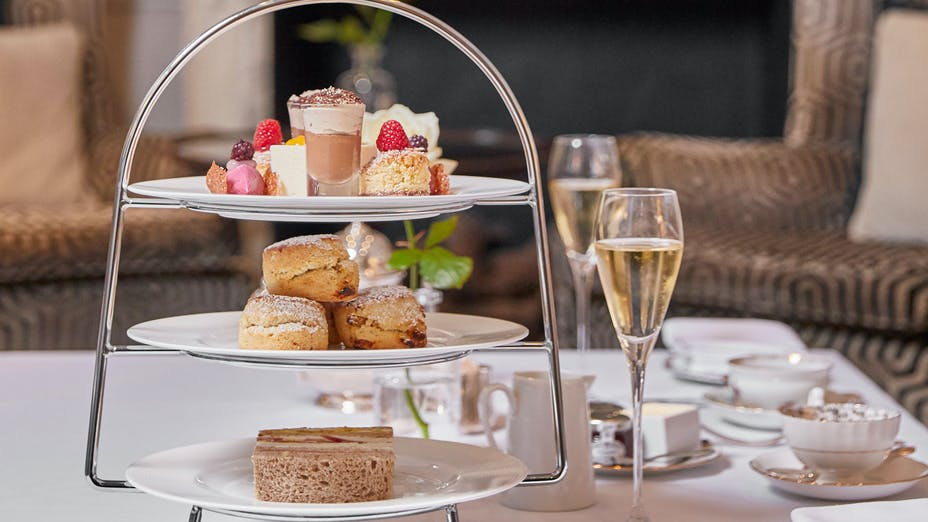 Afternoon Tea at Dukes London