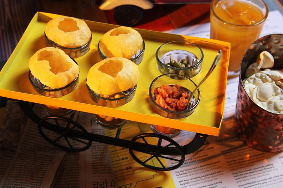 Chai Naasto Vegatarian Street Café Harrow