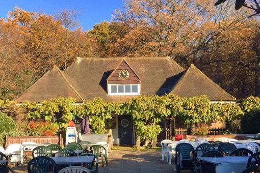 The Pavilion Café Highgate
