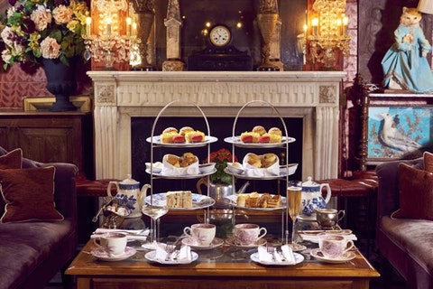 Afternoon tea at The Zetter Townhouse Clerkenwell