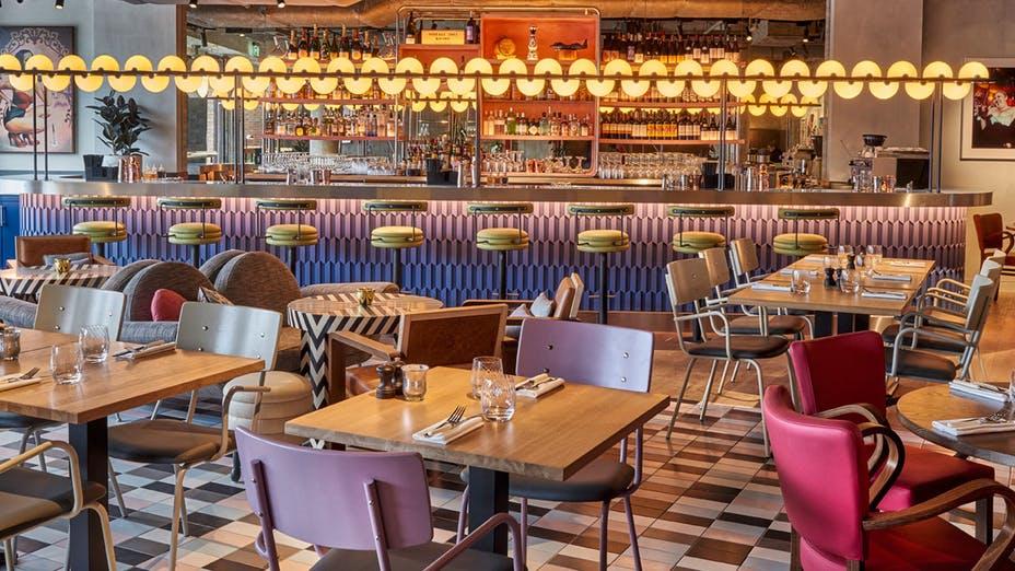 Bluebird Café White City