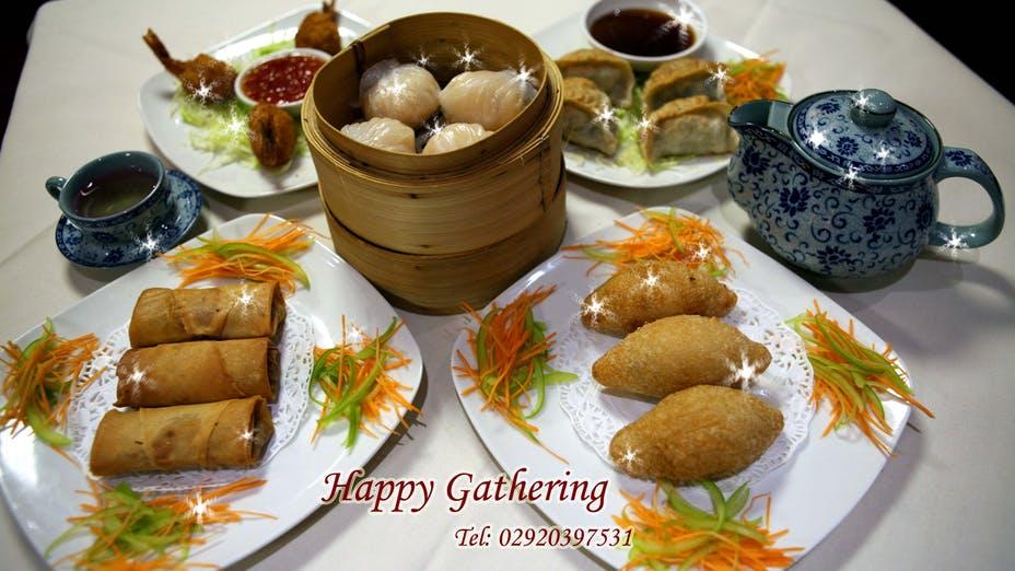 Happy Gathering