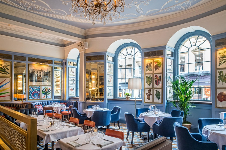 The Ivy Bath Brasserie