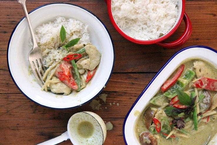 Rosa's Thai Café Angel
