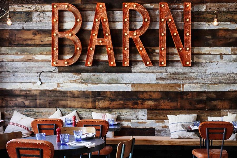 The Cornish Barn