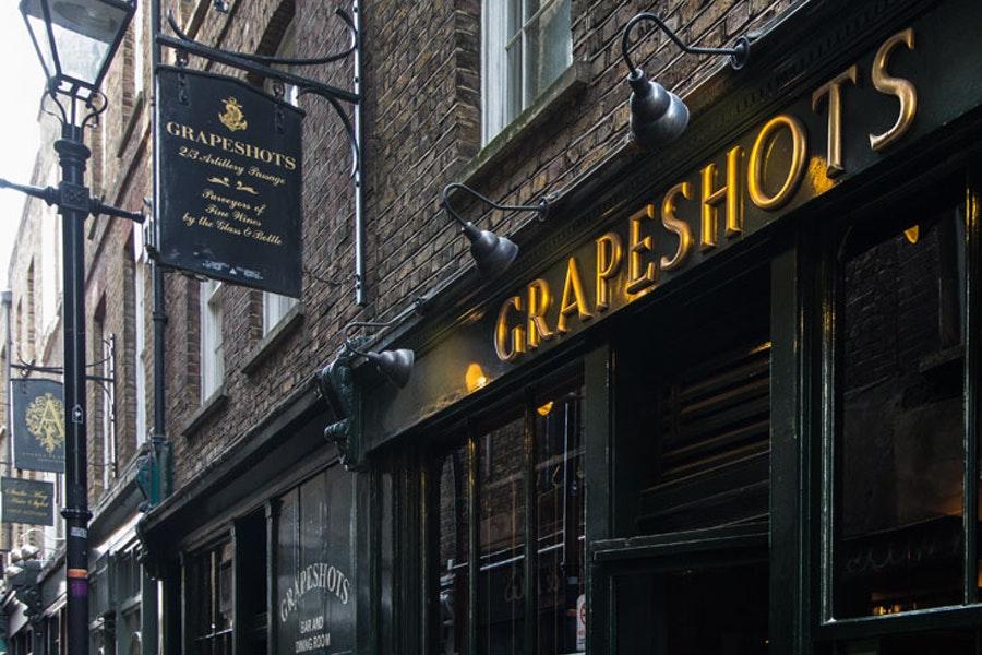 Grapeshots