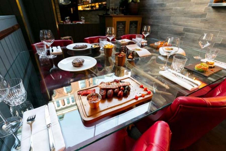 Omnino Steakhouse - St Paul's