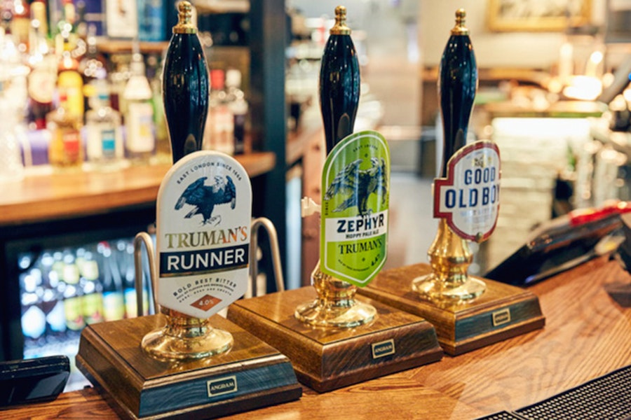 The Running Horse Aldgate