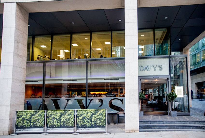 Davy's at Plantation Place