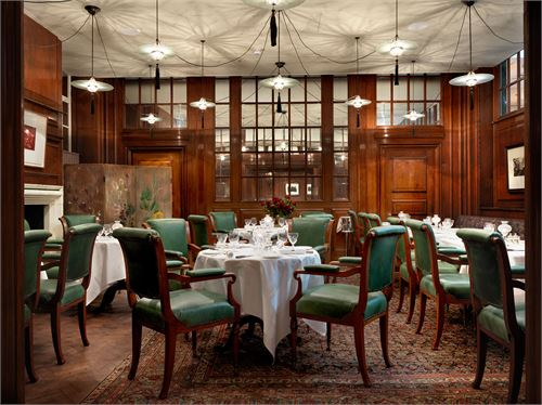 Lutyens Grill at The Ned