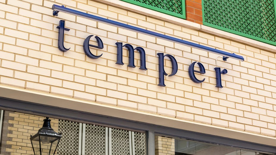 Temper Covent Garden