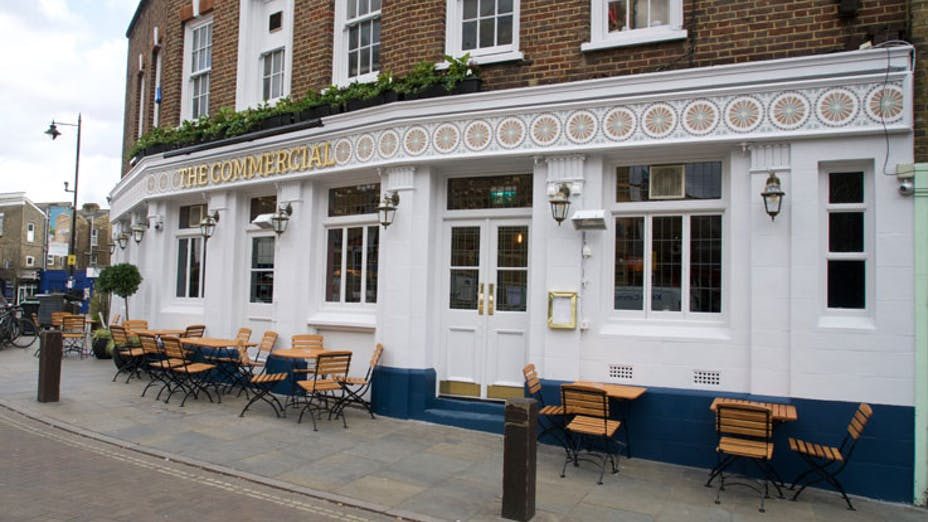 The Commercial Herne Hill