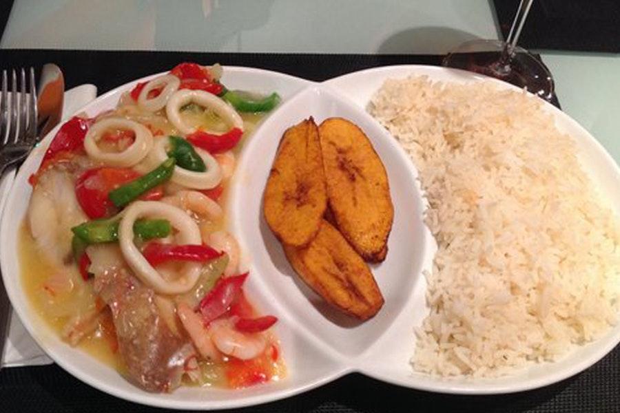 280 Degrees African Restaurant & Bar