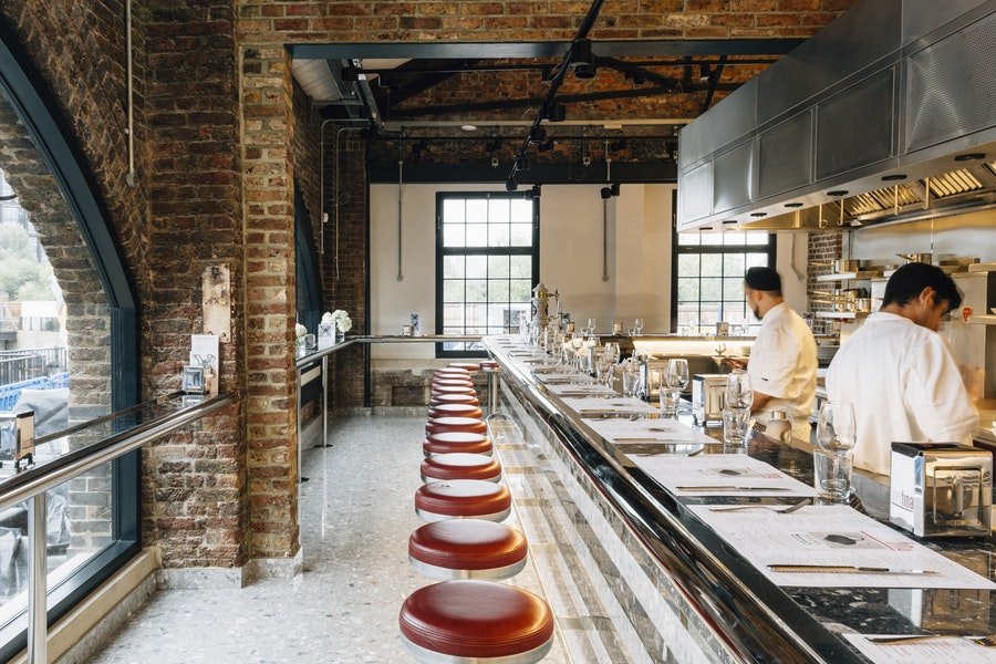 Barrafina Coal Drops Yard