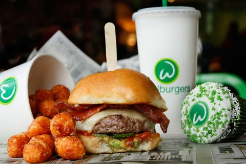 Wahlburgers Covent Garden