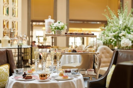 Afternoon Tea at Corinthia Hotel London