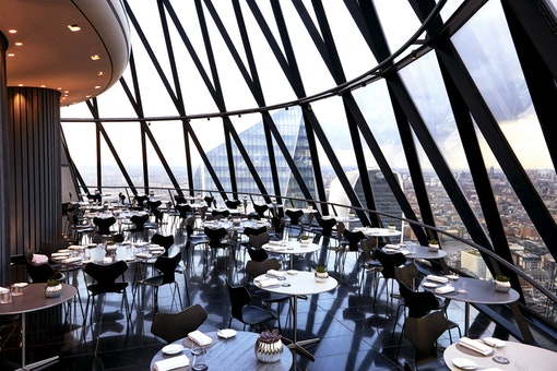 Helix at The Gherkin