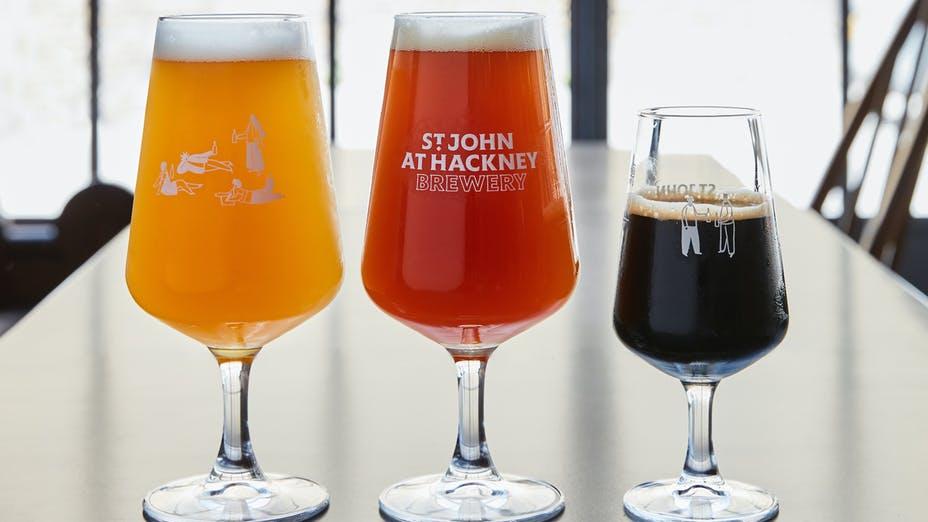 St John at Hackney Brewery