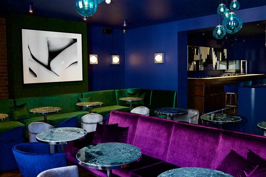 Gazelle Bar