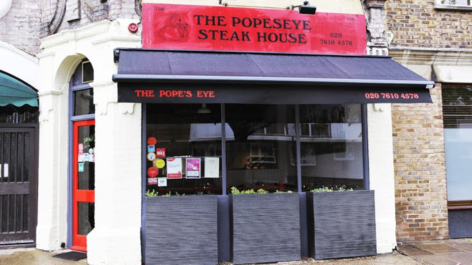 The Popeseye Steakhouse