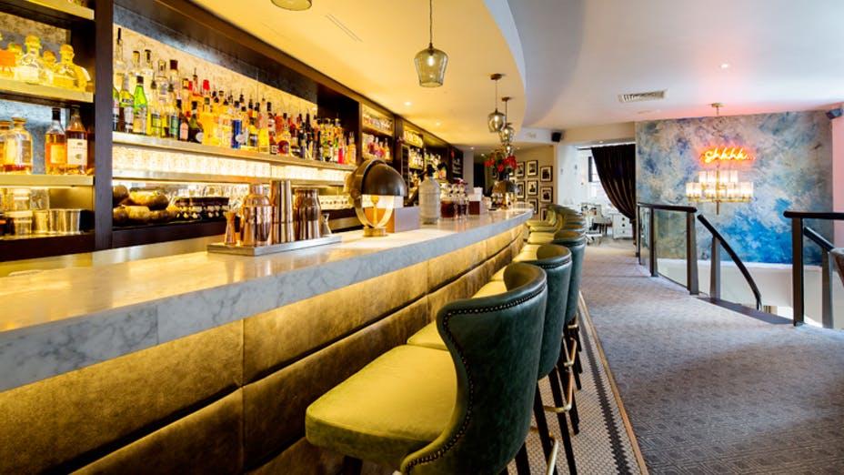 The Aviator Bar at Hush