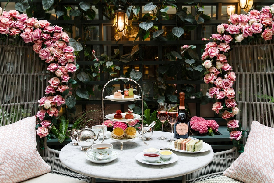 Palm Court at Kimpton Fitzroy London