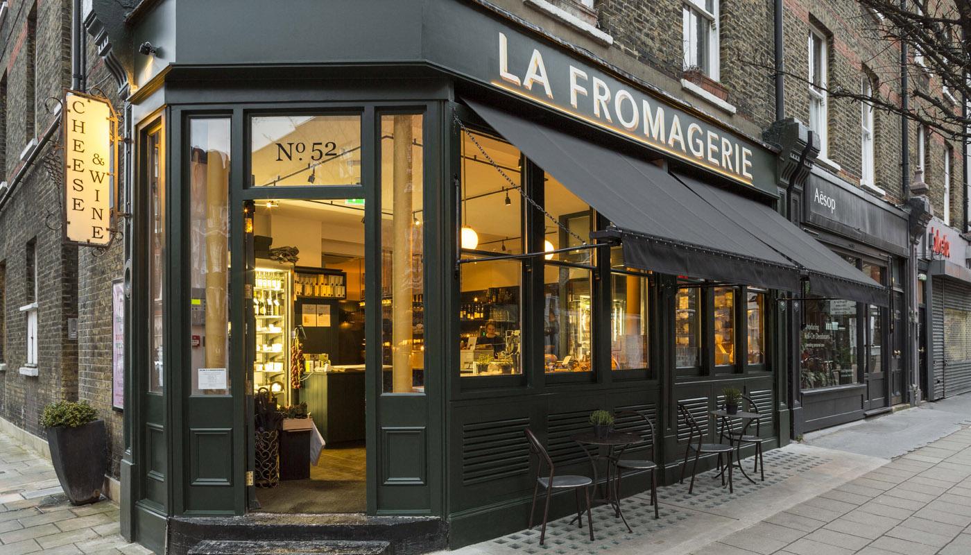 La Fromagerie Bloomsbury