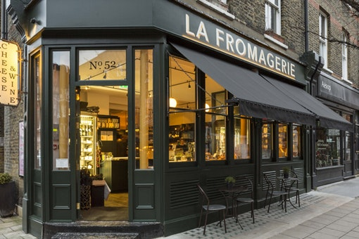 La Fromagerie Bloomsbury