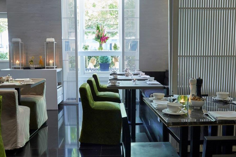 Cafe Forty One at La Suite West Hotel