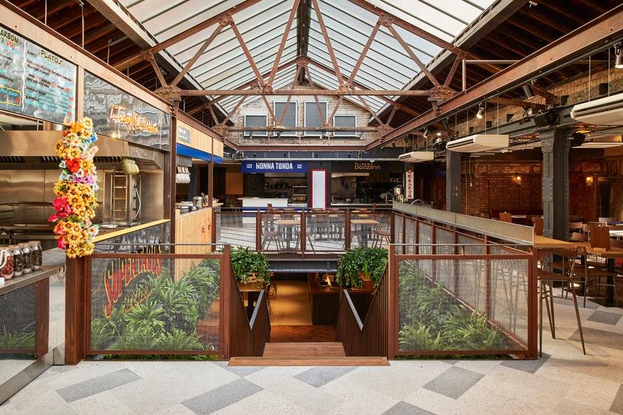 Market Hall Victoria