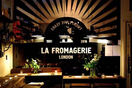 La Fromagerie Highbury