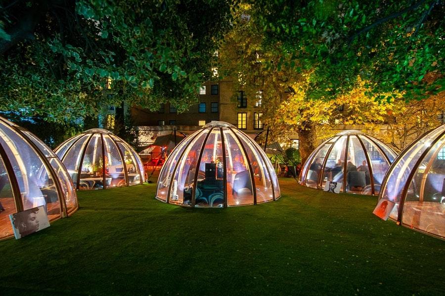 London Secret Garden