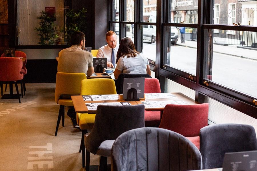 Japes London Restaurant Reviews Bookings Menus Phone