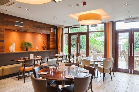 Bisque Brasserie at the Bruntsfield Hotel